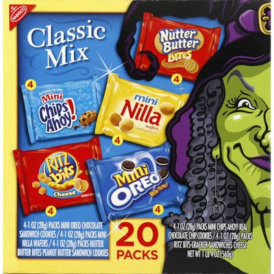 RITZ Classic Mix
