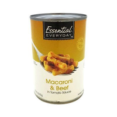 Essential Everyday Pasta In Tomato & Meat Sauce