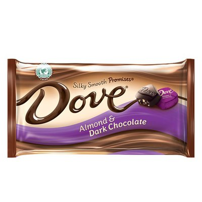 Dove PROMISES Almond & Dark Chocolate Candy