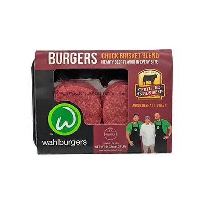 Wahlburgers Burgers, Chuck Brisket Blend