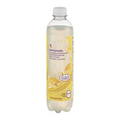 SB Water Beverage, Lemonade Flavored, Sparkling