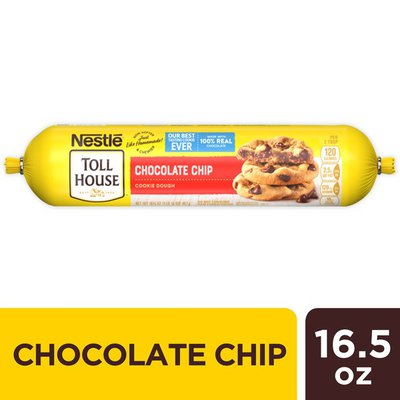 Toll House Nestle  Chocolate Chip Cookie Dough