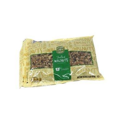 Southern Grove Shelled Walnuts