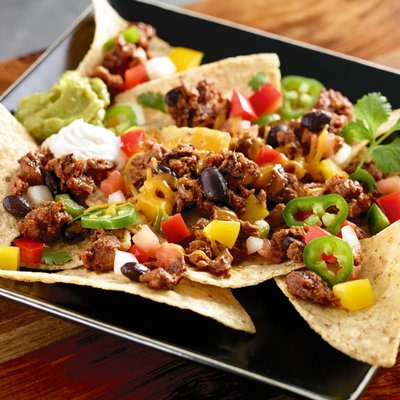 Morning Star Farms Crumbles, Plant Based Protein Vegan Meat, Frozen Meal, Chipotle Black Bean