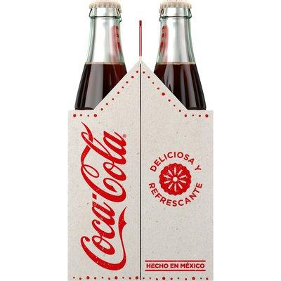 Coca-Cola Mexican Coke Soda Soft Drink, Cane Sugar