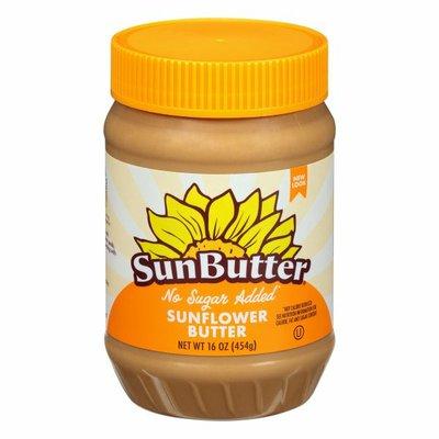 SunButter Sunflower Butter, No Sugar Added