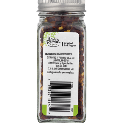 Nature's Promise Organic Crushed Red Pepper