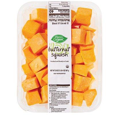 Wegmans Organic Cleaned & Cut Butternut Squash