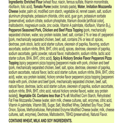 Totino's Pizza Rolls, Triple Pepperoni, 50 Rolls (frozen)