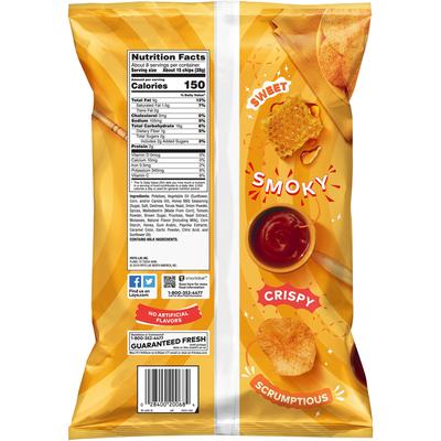 Lay's Honey Barbecue Potato Chips
