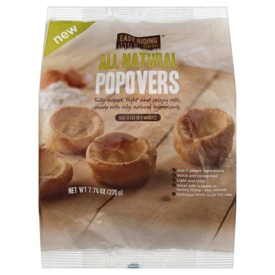 East Riding Farm Popovers, All Natural