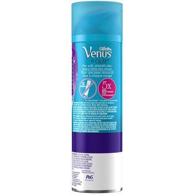 Gillette UltraMoisture Violet Swirl Shave Gel