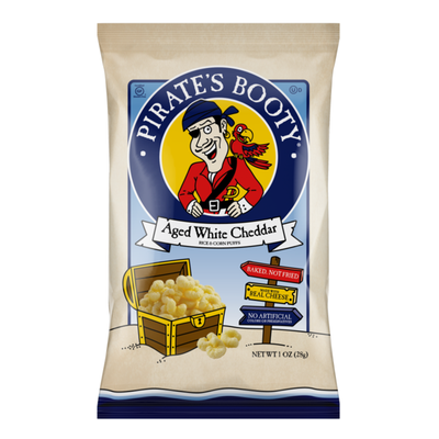 Pirate Brands Aged White Cheddar