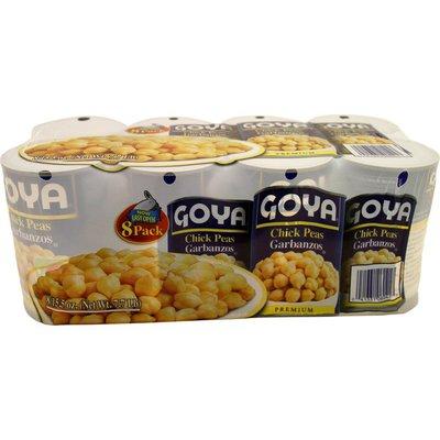 Goya Premium Chick Peas Garbanzo Beans