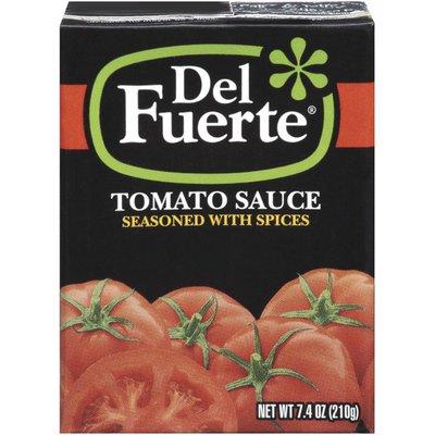 Del Fuerte Tomato Sauce, Seasoned with Spices
