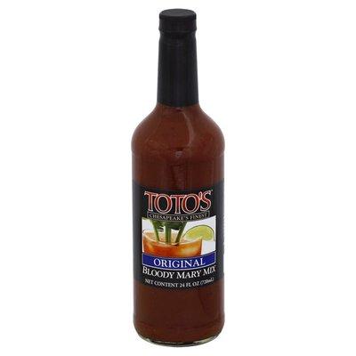 Totos Bloody Mary Mix, Original