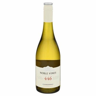 Noble Vines Chardonnay, 446, Monterey