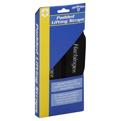 Harbinger Lifting Straps, Padded