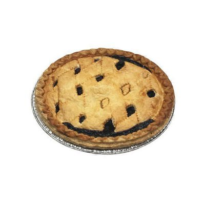 """9"""" All Natural Blueberry Pie"""