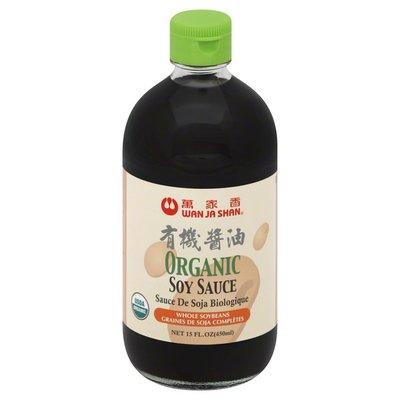 Wan Ja Shan Soy Sauce, Organic
