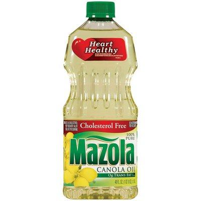 Mazola 100% Pure Vegetable Oil