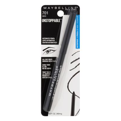 Maybelline Automatic Pencil, Waterproof, Onyx 701