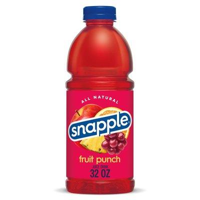 Snapple Fruit Punch Juice Drink