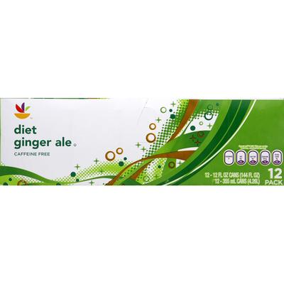 SB Ginger Ale, Diet