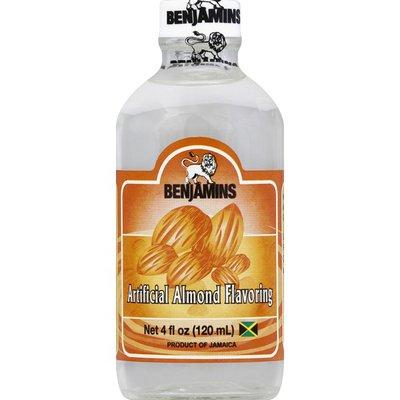 Benjamins Almond Flavoring, Artificial