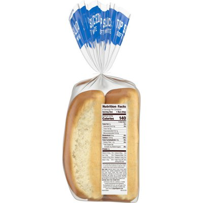 Pepperidge Farm®  Bakery Classics Top Sliced White Hot Dog Buns