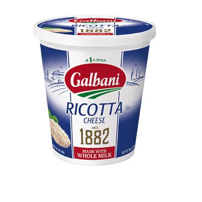 Galbani Deli Style Whole Milk Ricotta Cheese