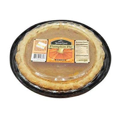 Jessie Lord Bakery Pumpkin Pie