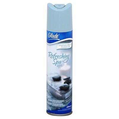 Glade Spray, Refreshing Spa