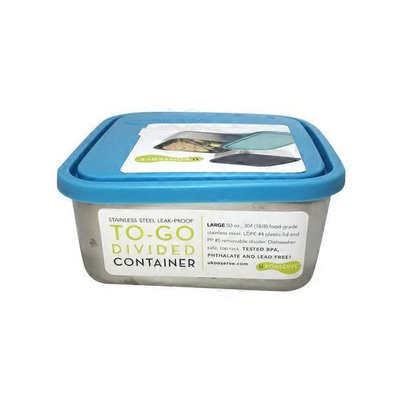 U-konserve To - Go Divided Container