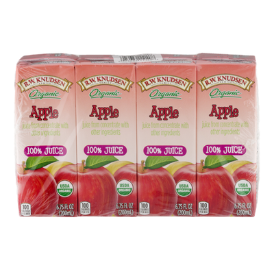 KNUDSEN Organic Apple Juice