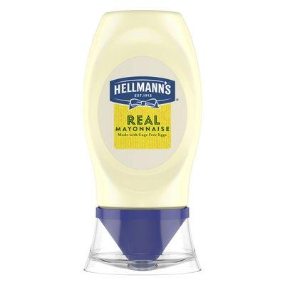 Hellmann's Mayonnaise Real Mayonnaise