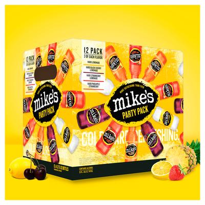 Mike's Hard Lemonade Hard Best of Mixed Pack