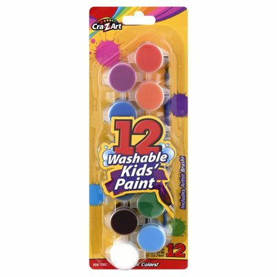 Cra-Z-Art Kids' Paint, Washable