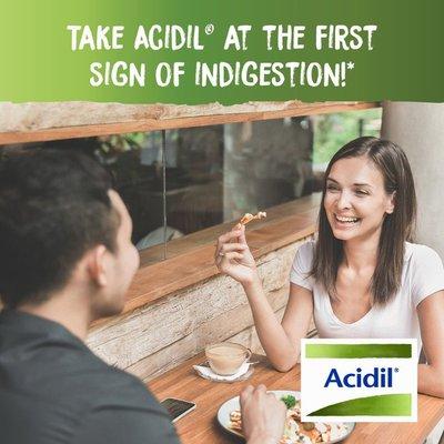 Boiron Acidil Indigestion Medicine for Heartburn and Acid Indigestion