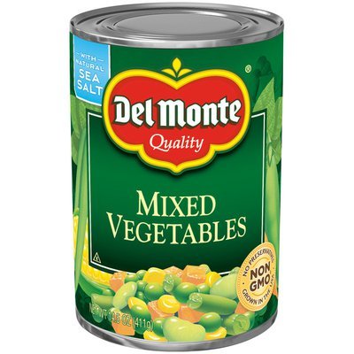 Del Monte Mixed Vegetables