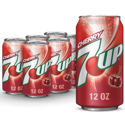 7UP Cherry Soda