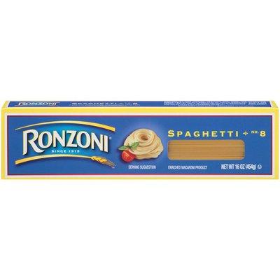 Ronzoni Spaghetti