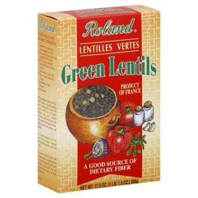 Roland Foods Green Lentils