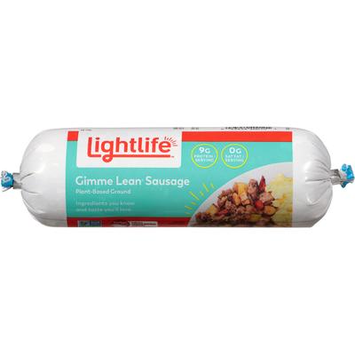 Lightlife Sausage, Plant-Based Ground