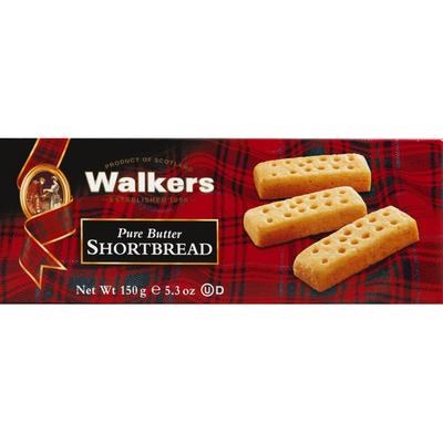 Walkers Shortbread, Pure Butter