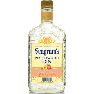 Seagram's Twisted Gin Peach