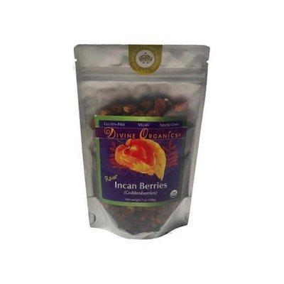 Divine Organics Incan Berries