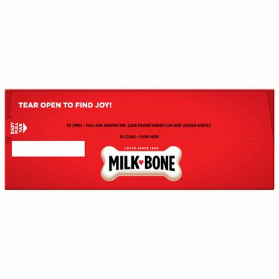 Milk-Bone Flavor Snacks SM/Med Dog Biscuits