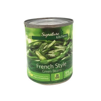 Signature Kitchens Green Beans, French Style