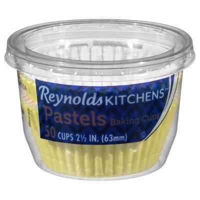 Reynolds Reynolds Pastels Baking Cups